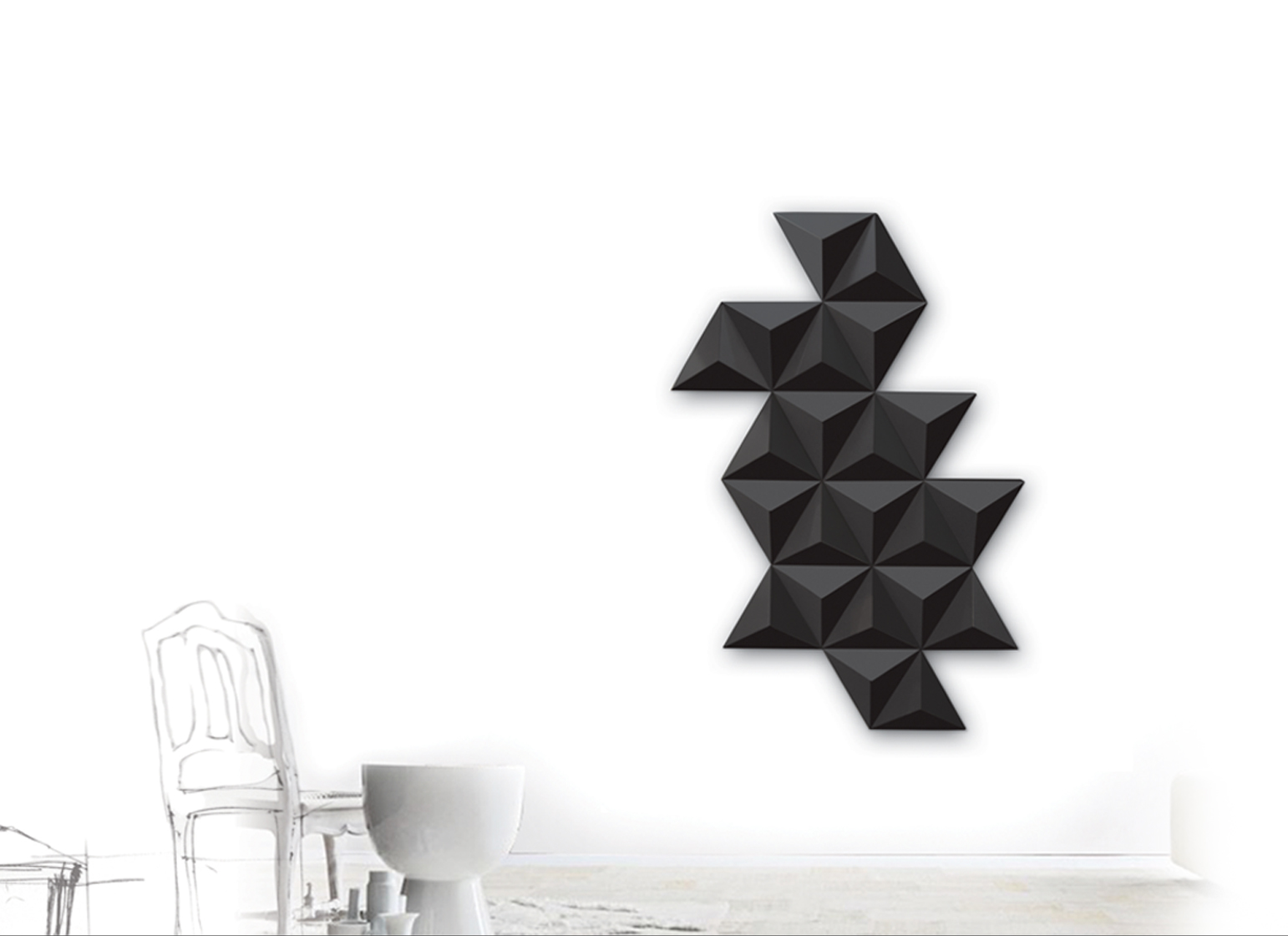 design radiator BLACK DIAMOND